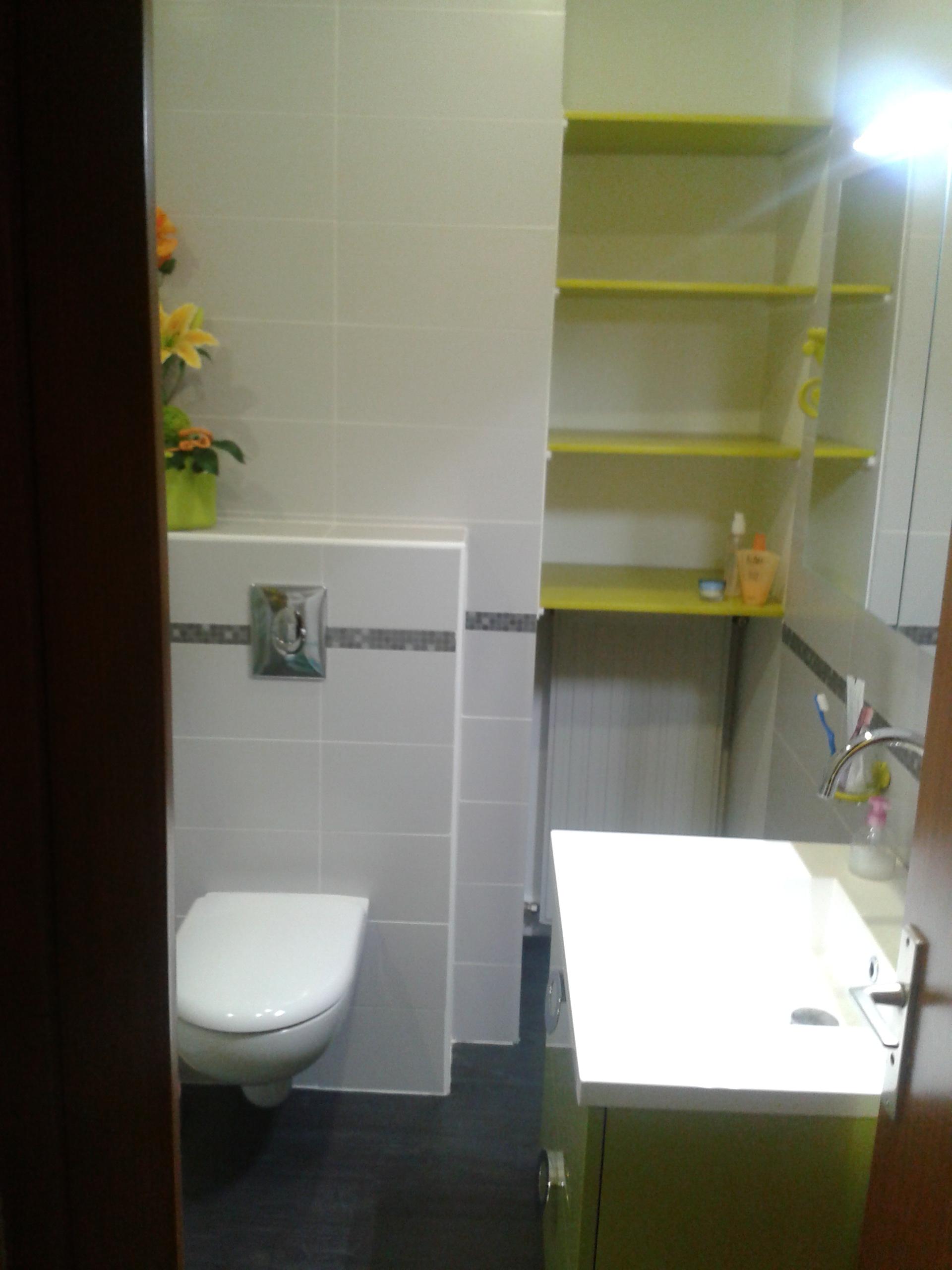 Salle de bains avant apr s md design for Bains manpreet s md