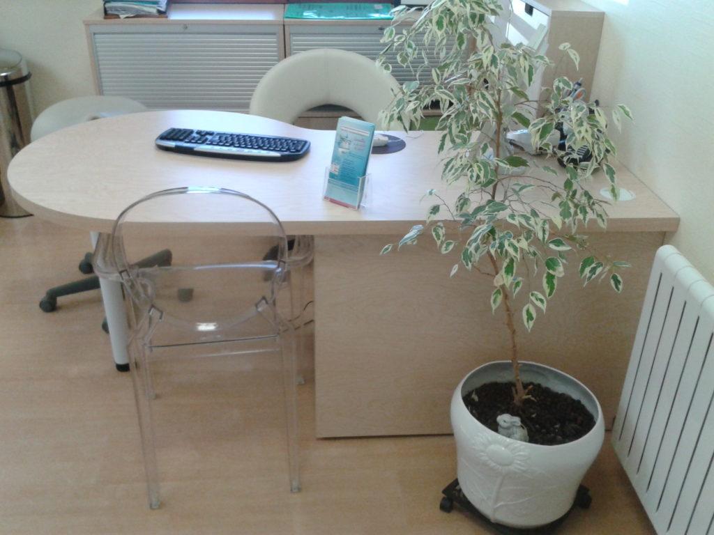 Conception et réalisation d'un bureau sur mesure