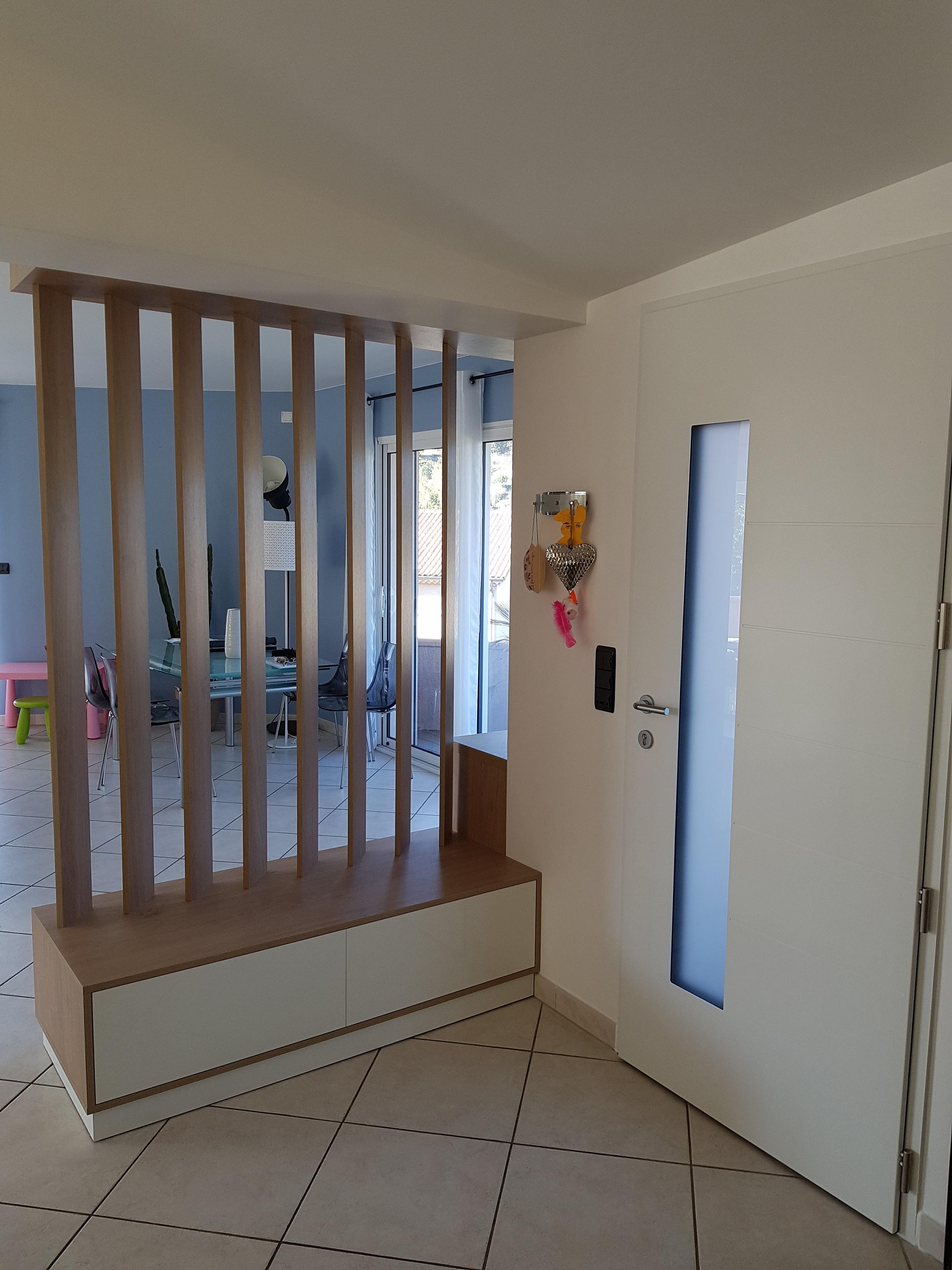 Meuble Pour Un Hall D Entree Fabrication Francaise De Mobilier