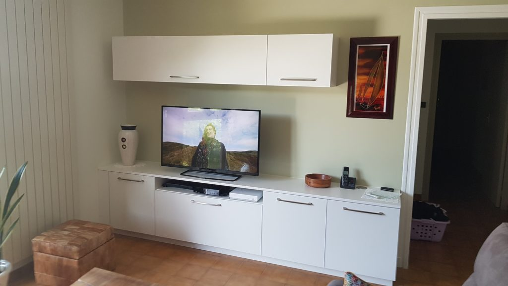 Meuble TV sur mesure