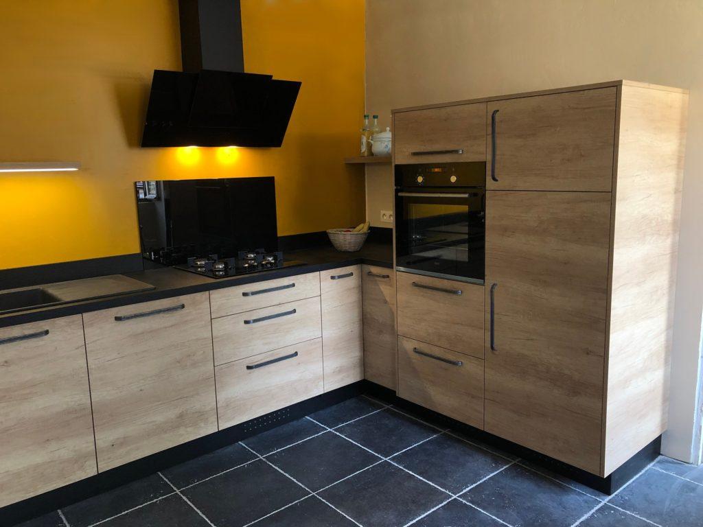 Fabrication sr mesure d'une cuisine