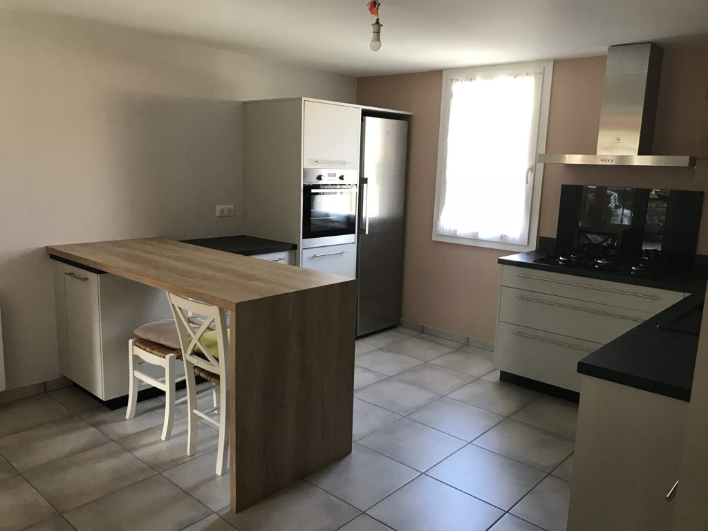 Fabrication de cuisine sur mesure en Ardèche